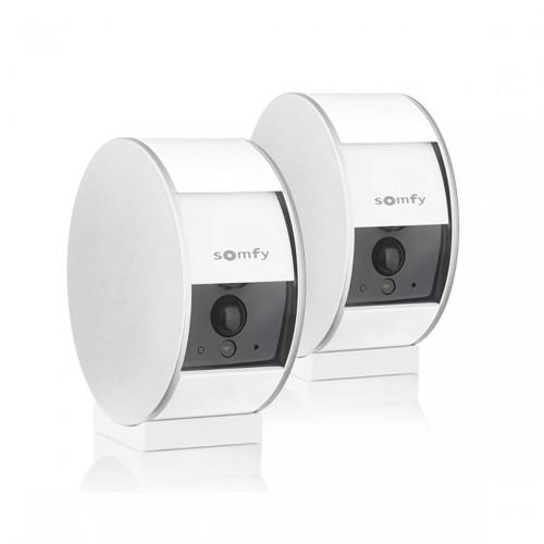 Somfy Indoor Camera 2-pack - Beveiligingscamera