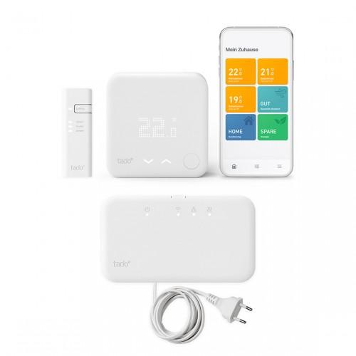 tado° Wireless Smart Thermostat Starter-Kit V3+