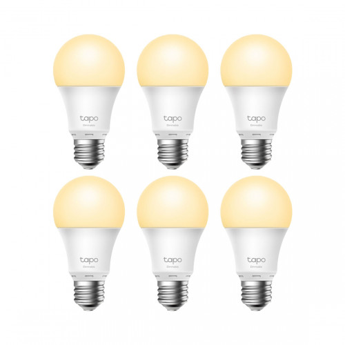 TP-Link Tapo L510E Slimme Wifi Lamp 6-Pack