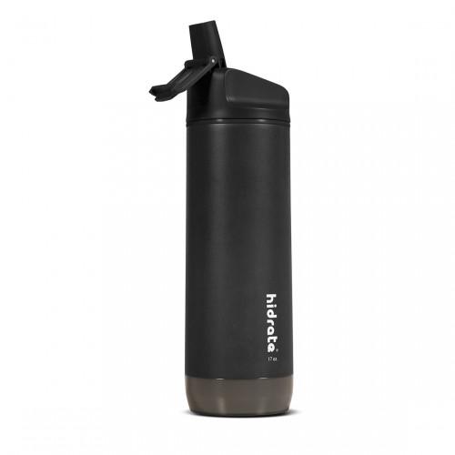 HidrateSpark STEEL Straw - Smart Water Bottle