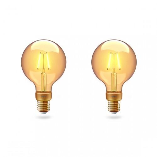 Innr Filament RF 264 - Slimme E27 Vintage Globe Lamp