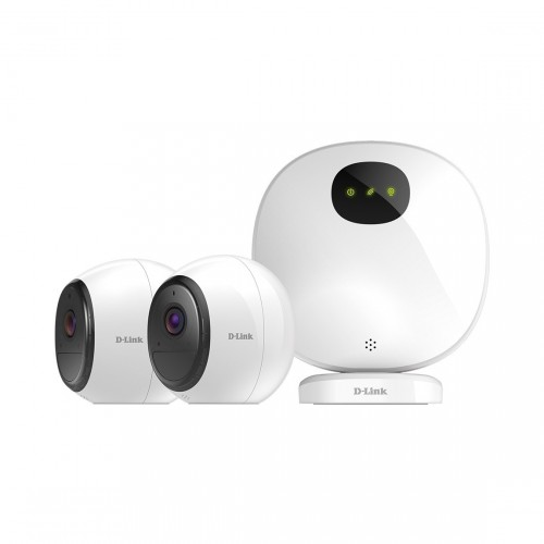 D-Link DCS-2802KT-EU - Videobewaking Set