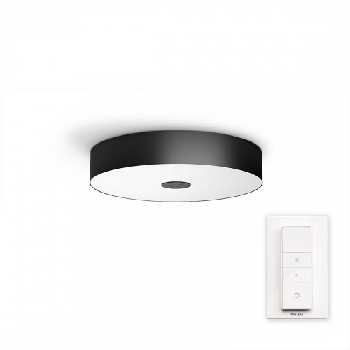 Philips Hue White Ambiance Fair Bluetooth Plafondlamp incl Dimmer Switch