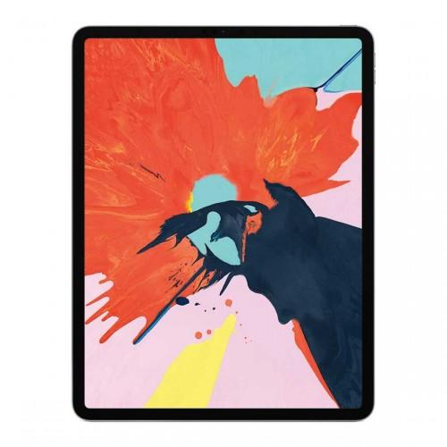 Apple iPad Pro 12,9 Zoll space grey ansicht von vorne