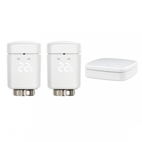 Eve Thermo 2-pack, Gen. 3 (2019) + Eve Extend