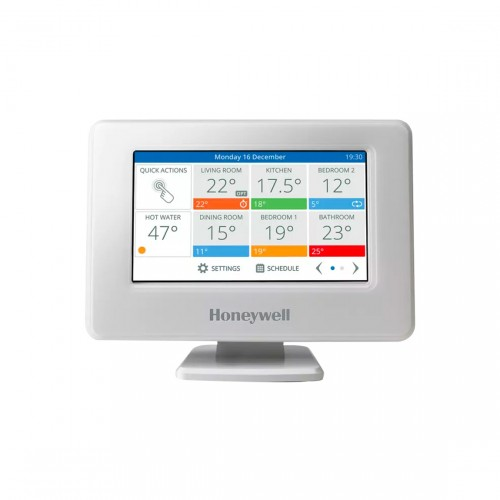 Honeywell Home evohome Console - Slimme Thermostaat + Ketelontvanger