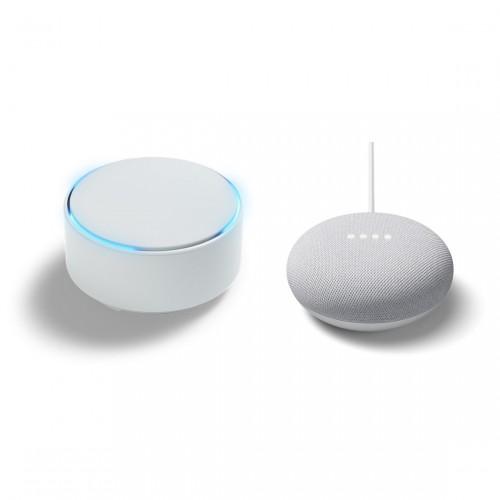 Minut Smart Alarm + Google Nest Mini
