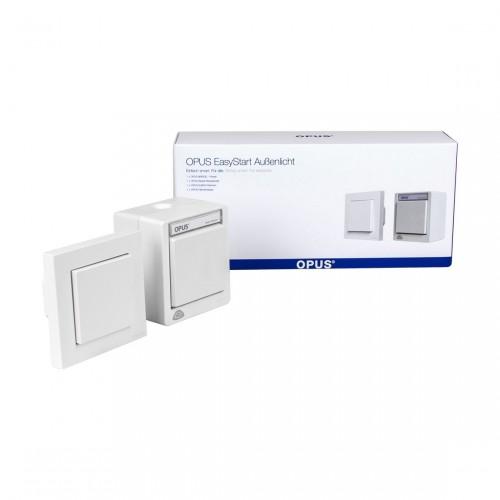 OPUS EasyStart Schakelaar voor Buitenverlichting
