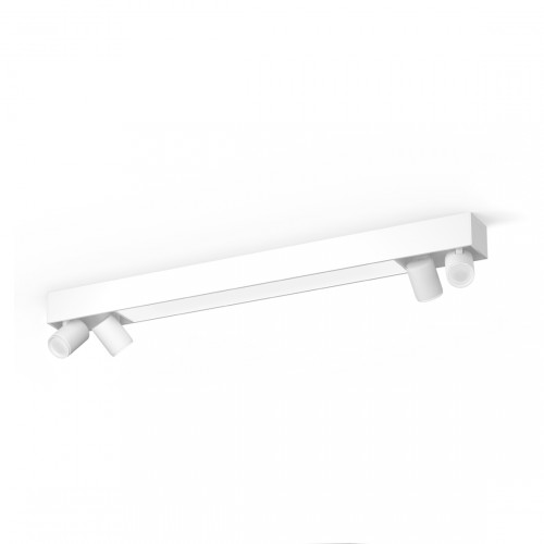 Philips Hue White and Color Ambiance Centris 4-lichts Spotbar