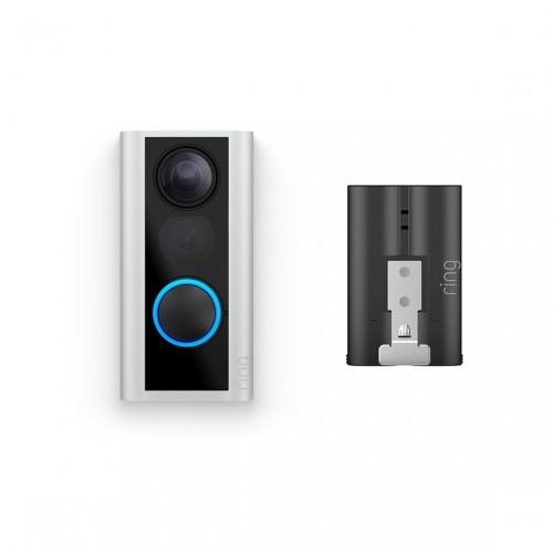 Ring Door View Cam + Extra Batterij