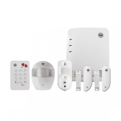 Yale Smart Home Alarmsysteem Camera GSM Kit SR-3800i
