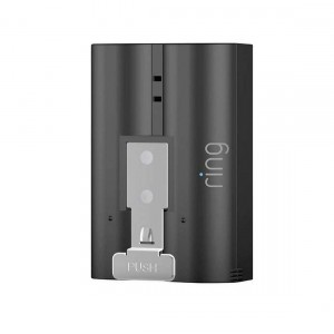 Ring Quick Release Battery