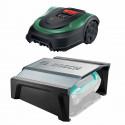 Bosch Indego M+ 700 Robotmaaier + Gratis Garage