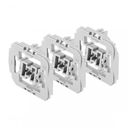 Bosch Smart Home Adapter-Set 3-pack Merten (M)
