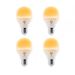 LIFX Mini Day & Dusk E27 Dimbare Wifi Lamp (4-pack)