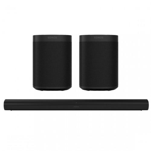 Sonos One SL Arc 5.0 Entertainment Set