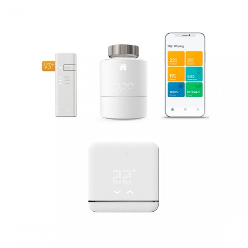 tado° Slimme Radiatorknop - Starter Kit V3+ + Smart AC Control V3+