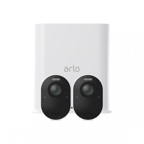 Arlo Ultra VMS5240 - 4K Beveiligingscamera (2-pack)