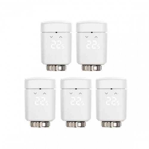 Eve Thermo 5-pack - Slimme Radiatorknop