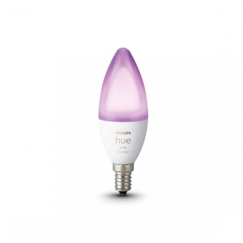 Philips Hue White & Color Ambiance E14 Bluetooth Led Lamp