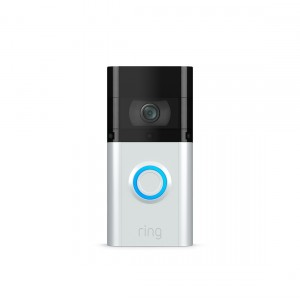 Ring Video Doorbell 3 Plus - Video Deurbel