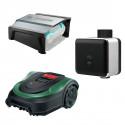 Bosch Indego S+ 500 - Robotmaaier + Garage + Gratis Eve Aqua