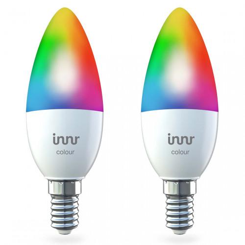 Innr Bulb RB 251 - Led Candle E14 Color 2-pack
