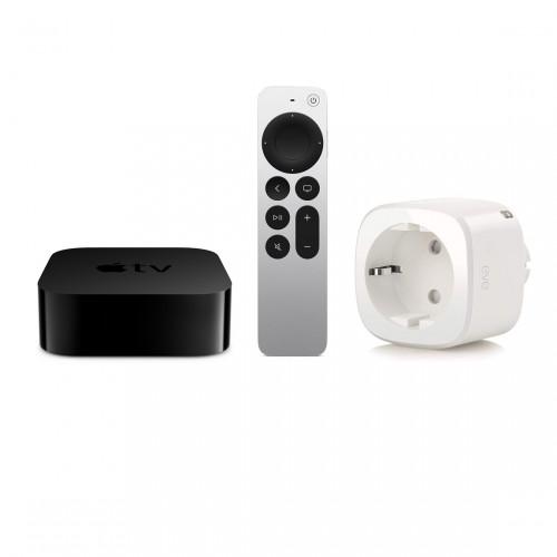 Apple TV 4K (2021) + Eve Energy