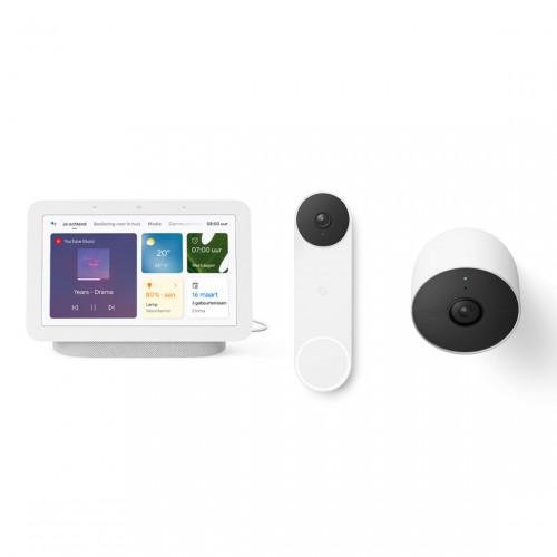 Google Nest Voordeur Beveiliging Set