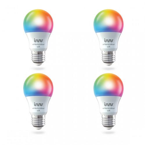 Innr Wifi Bulb E27 Colour 4-pack