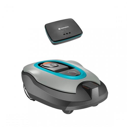 GARDENA Smart SILENO+ 2000 - Robotgrasmaaier incl. Gateway