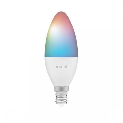 Hombli Smart Bulb E14 RGB + WW