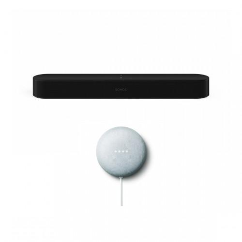 Sonos Beam Gen 2 + Google Nest Mini
