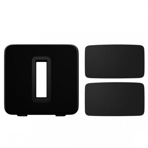 Sonos Five Stereo Set + Sonos Sub