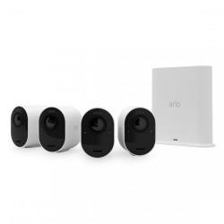 Arlo Ultra 2 Wire-Free Camera Systeem - 2 Camera's