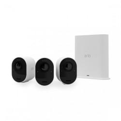 Arlo Ultra 2 Wire-Free Camera Systeem - 3 Camera's