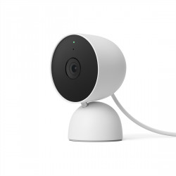 Google Nest Cam (indoor, netvoeding)