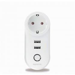 Marmitek Power SI Slimme Stekker met USB