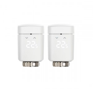 Eve Thermo (2 Pack) - Slimme radiatorknop