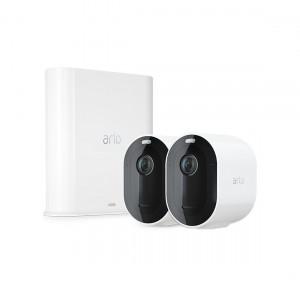 Arlo Pro 3 VMS4240P - Beveiligingscamera Set met 2 Camera's