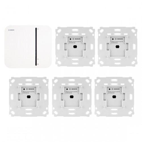 Bosch Smart Home - Starter Set Rolluikschakelaars 5-pack