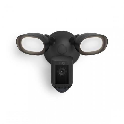 Ring Floodlight Cam Wired Pro - Zwart