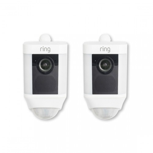 Ring Spotlight Cam Battery (2-pack) - Draadloze Beveiligingscamera