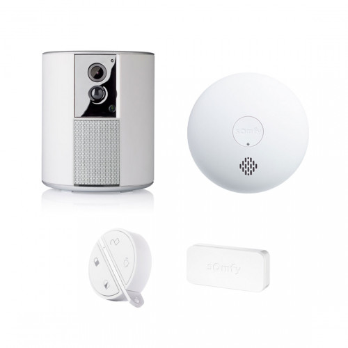 Somfy One+ + Protect Smoke Detector