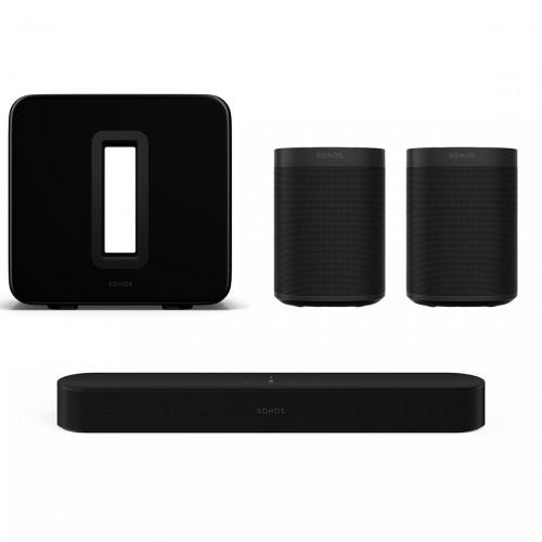 Sonos One SL Beam 5.1 Home Theatre Set