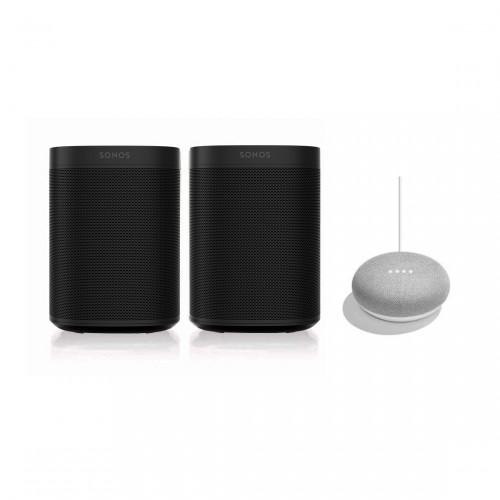 Sonos SL Stereo Set + Google Nest Mini