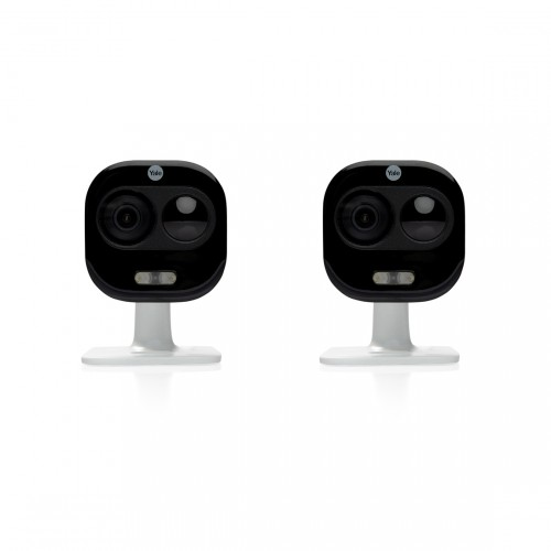 Yale Smart Home All-in-One Camera 2-pack