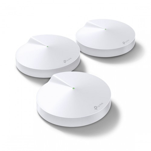 TP-Link Deco M9 Plus (3-pack) - Wifi Mesh Systeem
