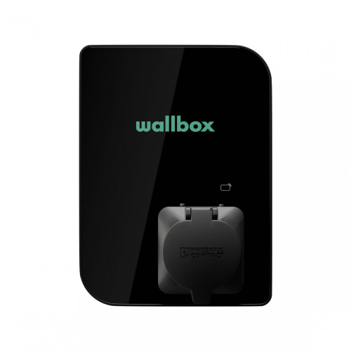 Wallbox Copper SB Laadstation 3-fase + Power boost Yes-No Copper