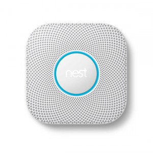 Google Nest Protect Rook- en koolmonoxidemelder V2